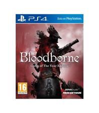 Sony Bloodborne GOTY juego PS4 Pmy02-93390