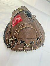 "Rawlings RSCM 33"" Renegade Baseball Softball Catchers Mitt Right Hand Throw"