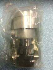SS-4BK-TW-1C  Stainless Steel Bellows Sealed Valve, Gasketed, PCTFE Stem Tip,