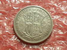 1936 George V half-crown.
