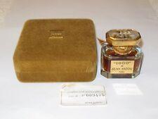 Vintage Jean Patou 1000 Baccarat Perfume Bottle & Box 1/2 OZ Sealed - 3/4 Full