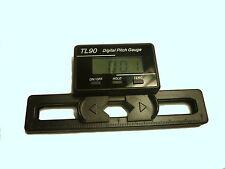 Gartt Digital Pitch Gauge RC Heli LOGGER GAUGE TL90 T Rex CopterX KDS Belt CP