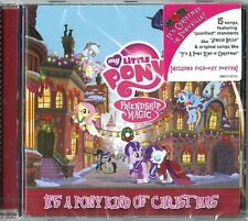MY LITTLE PONY  IT'S A PONY KIND OF CHRISTMAS  CD NUOVO SIGILLATO
