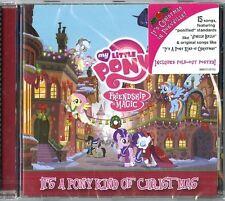 MY LITTLE PONY  IT'S A PONY KIND OF CHRISTMAS  CD NUOVO SIGILLATO