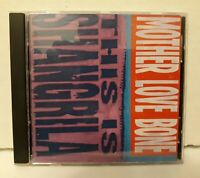 This Is Shangrila by Mother Love Bone (1990) [Promo CD]