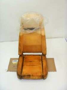 Jeep CJ 76-86 OEM Front Foam and Frame Seat  No Fabric FREE SHIPPING