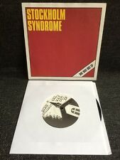 "Stockholm Syndrome – One Way Out EP 7"" No Options Records 625 Thrashcore Punk"
