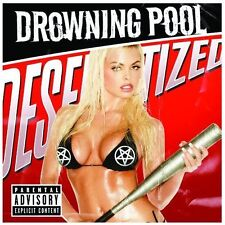Drowning Pool - Desensitized [New CD]