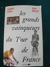 les grands vainqueurs du tour de france ICHAH-BOULLY   B11