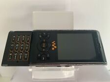 Sony Ericsson Walkman W595 - Ruby black (Unlocked) Mobile Phone