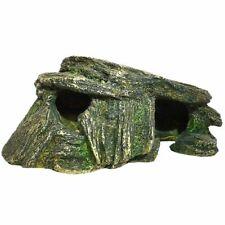 Aquarium Stone Resin Hiding Cave 1 Pcs Rock Fish Tank Landscape Decoration