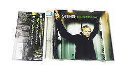 STING BRAND NEW DAY POCM-1281 JAPAN CD OBI A9128