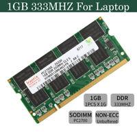 For Hynix 1GB PC2700 DDR-333MHz DDR1 200pin SODIMM Laptop Notebook Memory RHNUS