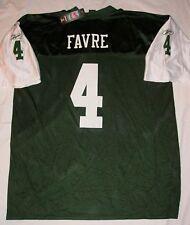 NWT RARE VINTAGE REEBOK NFL NEW YORK JETS BRETT FAVRE JERSEY-SIZE 2XL - XXL 373b4cf43