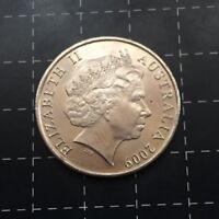 2009 AUSTRALIAN 20 CENT COIN