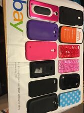 12 Different Cell Phone Cases Lot