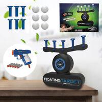 Hot Floating Target Airshot Game Foam Dart Blaster Shooting Ball Toy Kids Gifts