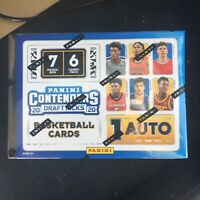 Panini Contenders Draft Picks Basketball Factory Blaster Box NEW 2020