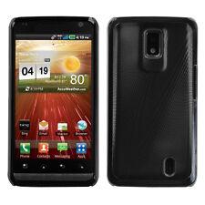 Black Cosmo Back case for LG VS920 (Spectrum)