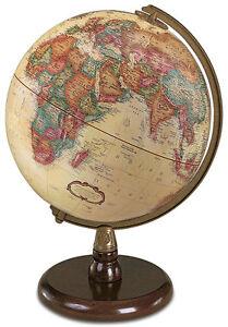 Replogle Quincy 9 Inch Desktop World Globe