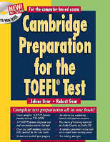 Cambridge Preparation for the TOEFL� Test Book with CD-ROM (Cambridge-ExLibrary