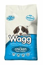Wagg Puppy Food Complete Dry Mix 12 kg