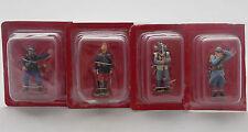 Lot 4 Figurines Hachette Guerre Mondiale 1914 France Dragon Légionnaire France