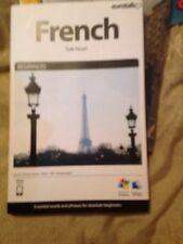 Eurotalk FRENCH Talk Now! CDRom Freepost (books22)