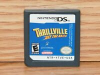 Thrillville: Off the Rails (Nintendo DS, 2007) **CARTRIDGE ONLY**