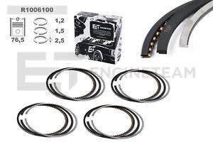 4x Piston Rings Set R1006100 VW Golf Caddy Polo Skoda Fabia 1,4 I 16V 030198151F