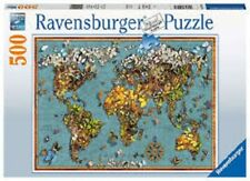 Ravensburger 500pc Jigsaw - World of Butterflies - 150434
