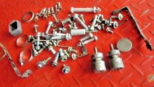 Suzuki GSXR Gsx R 600 750 1000 GIXXER gsxr1000 Bracket mount bolts screws 00-03
