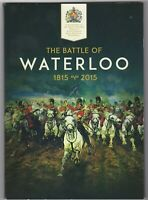 The Battle Of Waterloo 1815-2015 Album With Medal | Pennies2Pounds