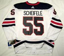 MARK SCHEIFELE - size 56 = size XXL - Winnipeg Jets Adidas Heritage NHL Jersey
