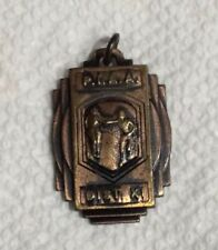 VINTAGE 1940 P.I.A.A. DISTRICT XI RELAY BRONZE MEDALLION