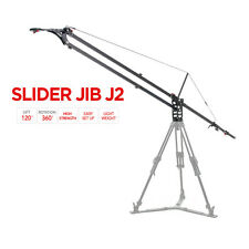 "Konova Slider Jib J2 120cm(47.2"") DSLR video Camera Jimmy Jib Crane Arm Boom"