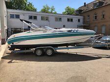 Sportboot Aquatron 2350sc 7,4Liter V8 Klappenauspuff Motorboot Boot Gleiter