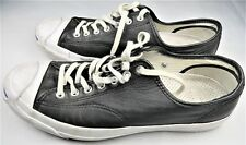 Converse Jack Purcell Signature OX Mens Womens 10.5/12 Sneakers Leather 149910C