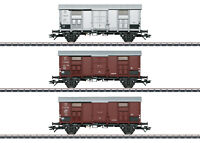 Märklin H0 47870 Spitzdachwagen-Set der FS - NEU + OVP
