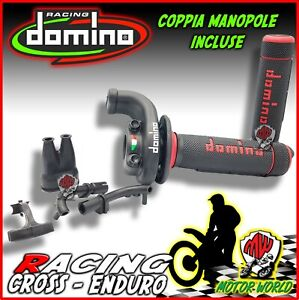 Comando gas rapido universale DOMINO KRE 03 Cross Enduro Motard KRE 03 Off-Road