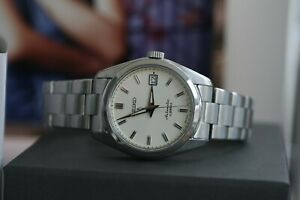 SEIKO SARB035 Baby Grand Seiko Mint Condition Full Strap Tags & Papers.