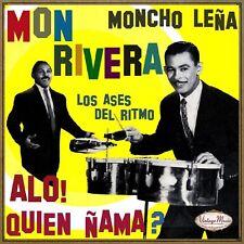 MON RIVERA iLatina CD #96 Moncho Leña Los Ases Del Ritmo Plena Alo quien llama