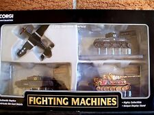 CORGI FIGHTING MACHINES D-DAY OPERATION OVERLORD SHOWCASE COLLECTION #CS26004