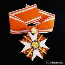 Grand Cross Rare & Early Prussian Order Of The Red Eagle WW1 German Repro
