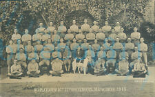 More details for ww1 1st brecknockshire battalion 1 platoon 1 company mhow india 1915 goat mascot