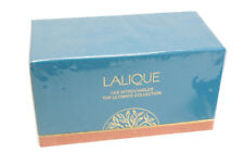 Lalique NIB Les Introuvables Ultimate Collection Perfume, sealed Box