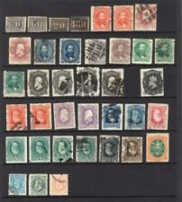 Brazil - Small Lot of Classic Stamps