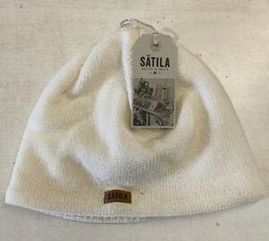 """Strickmütze mit Fleecefutter """"Signe"""" von Sätila, made in Sweden"""