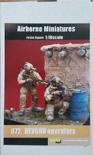 Airborne Miniatures 072 DEVGRU Operators 1:16