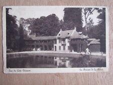 CPA VERSAILLES (78 YVELINES) PARC DU PETIT TRIANON, LA MAISON DE LA REINE. 1934